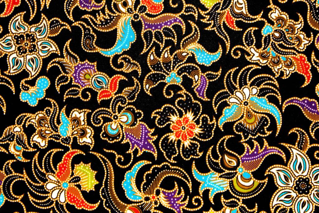 Indonesian Abstrak Batik: Aneka Keunggulan Batik Indonesia